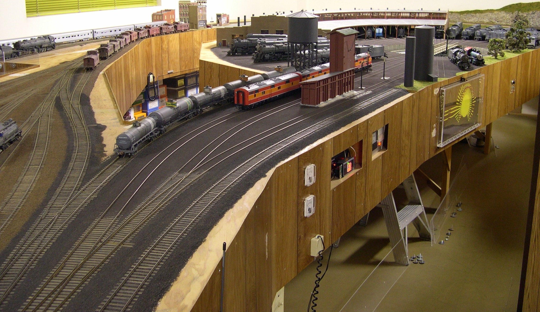 Search gen in addition Ogaugetrainsblog wordpress further Index furthermore Watch moreover 3356329. on model railroad ho layout plans bridges